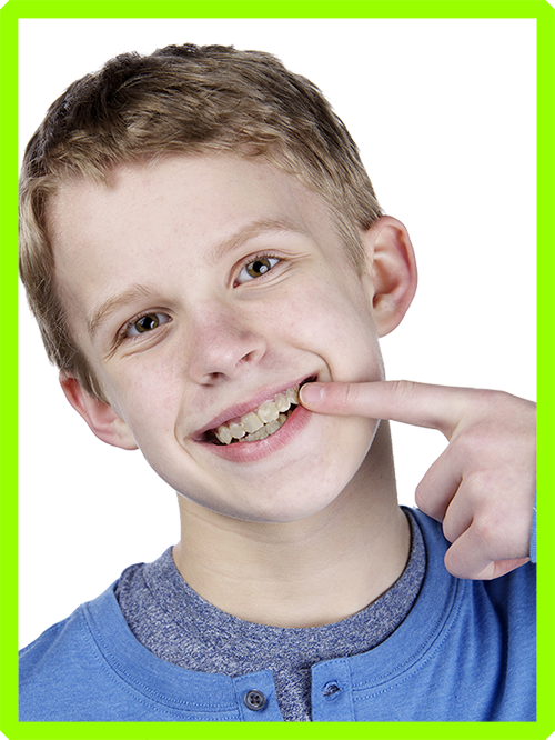 child mouth guard
